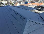 SGL鋼板屋根の写真
