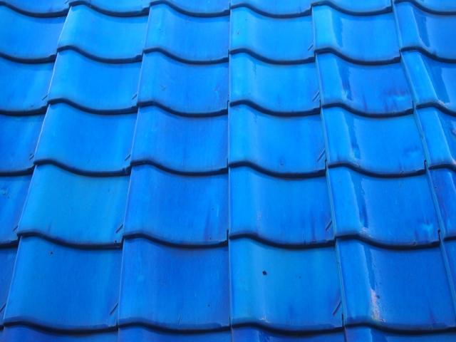 青い屋根のデメリット