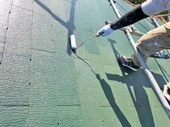 屋根塗装の一工程の作業時間は約1日