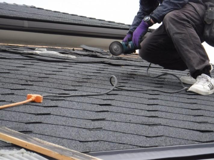 屋根剥ぎ カッター